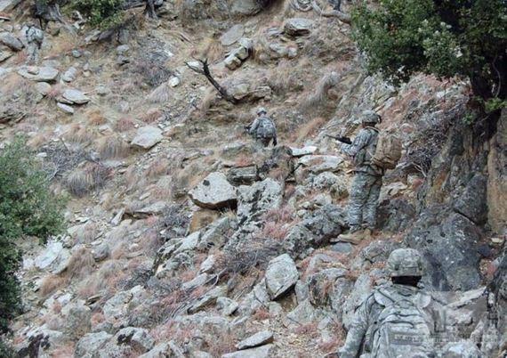 أشكال من تمويهات الجيش