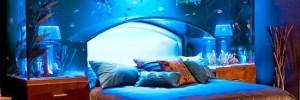 10 ديكورات غربية لغرف النوم