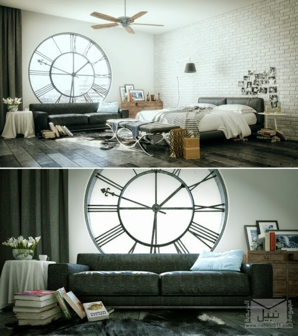 The-clock-tower-bedroom-V-Supardiyano-600x676