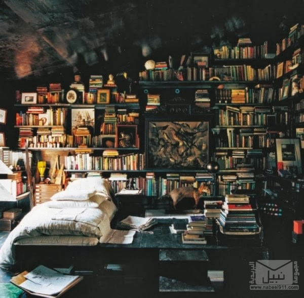 The-ultimate-book-lovers-bedroom-600x587