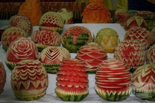 Water Melon Art (3)