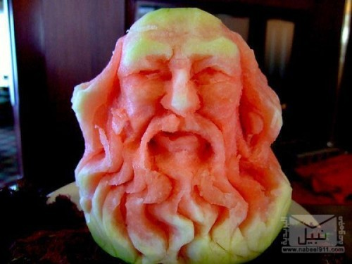 Water Melon Art (4)