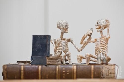 chrisscottanonbooksculptures2